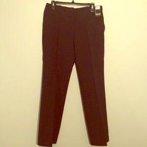 Chocolate Brown Dress Pants Jones NY size 8